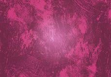 Rosa grungebakgrund Arkivfoton