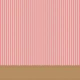 Randig bakgrund för rosa färg Royaltyfria Foton