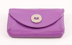rosa handväska Arkivfoto