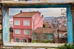 Rosa Haus, Istanbul Lizenzfreie Stockfotos