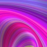 Rosa himmel - abstrakt fractaldesignbakgrund Fotografering för Bildbyråer