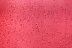 Rosa Hintergrund des Gipses Stockbilder