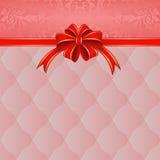 Rosa Hintergrund Stockfotografie