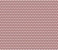 Rosa Hintergrund von Kreiselementen lizenzfreie abbildung