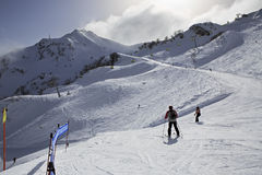 Rosa Khutor Alpine Resort Stock Photos