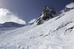 Rosa Khutor Alpine Ski Resort Royalty-vrije Stock Fotografie