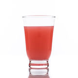 Rosa lemonad Royaltyfri Foto