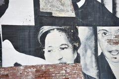 Free Rosa Louise McCauley Parks Mural Royalty Free Stock Image - 169452416