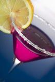 Rosa martini Royaltyfria Foton