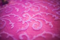Rosa Muster Stockfotografie