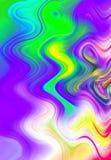 Rosa Muster unscharfer Hintergrund Lizenzfreies Stockbild