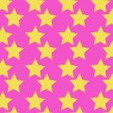 Rosa nahtloses Muster Lizenzfreie Stockbilder