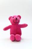 rosa nalle för björn Arkivfoto