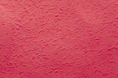 Rosa natürliches Büttenpapier Lizenzfreie Stockfotografie
