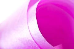 Rosa Packband Stockbild