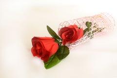 Rosa para o amor Fotografia de Stock Royalty Free