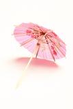 rosa paraply Royaltyfria Foton