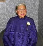 Rosa Parks. In wax at Madame Tussauds in Washington D.C Stock Images