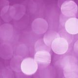 Rosa purpurfärgad suddig bakgrund - materielbild Fotografering för Bildbyråer