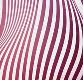 Rosa purpurfärgad violett och vit bakgrundstexturtunnel Royaltyfri Fotografi