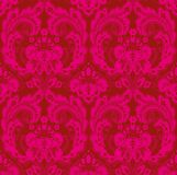 rosa röd wallpaper royaltyfri illustrationer