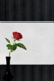 Rosa romântica ilustração stock
