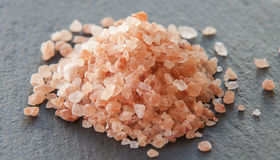 Rosa Salz von stockfoto