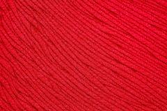 Rosa saturado brillante, fondo rojo brillante de la tela fotos de archivo