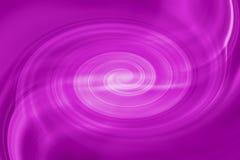 Rosa silkeslen abstrakt bakgrund med en spiral aktivitet arkivbild