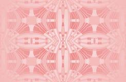 Rosa skinande för sömlösa ellipsprydnader och suddigt Royaltyfria Foton