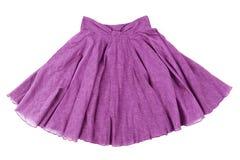 rosa skirt Fotografering för Bildbyråer