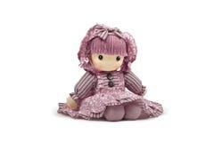 rosa soft för docka Royaltyfria Foton