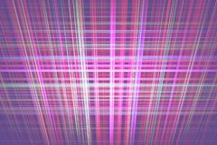 Rosa stripes Hintergrund Lizenzfreies Stockbild
