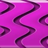 rosa swizzle vektor illustrationer