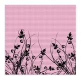 rosa textur vektor illustrationer