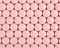 rosa textur för bakgrundspills Royaltyfria Bilder