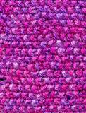 rosa ull för färger royaltyfria bilder