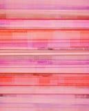 Rosa und orange abstrakter Art Background Lizenzfreies Stockbild