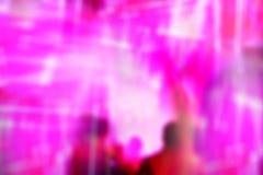 Rosa unscharfer Hintergrund lizenzfreie stockbilder