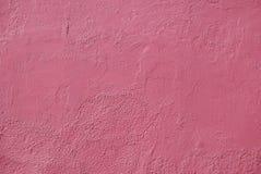 rosa vägg fotografering för bildbyråer