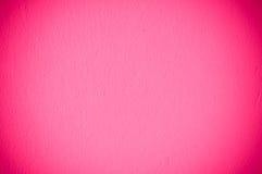 rosa vägg Arkivfoto