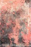 Rosa väggtextur Royaltyfri Fotografi