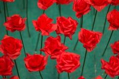 Rosa valentindag Arkivfoton