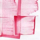 rosa vattenfärg för bakgrund Fotografering för Bildbyråer