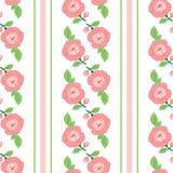 rosa wallpaper Arkivfoto