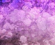 Rosa Weinlese-Blumen-Beschaffenheit lizenzfreie stockfotos