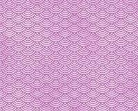 Rosa wiederholendes spielerisches Meerjungfrau-Fischschuppe-Muster Stockfoto
