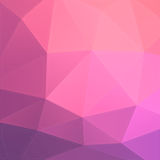 Rosa y fondo abstracto púrpura Fotografía de archivo libre de regalías
