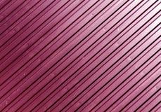 Rosa yttersida för metallplatta Arkivbild