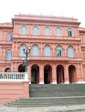 rosada casa 2 Αργεντινή Στοκ Φωτογραφίες